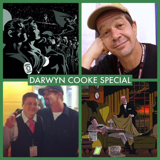 Episode 688 - Darwyn Cooke Special