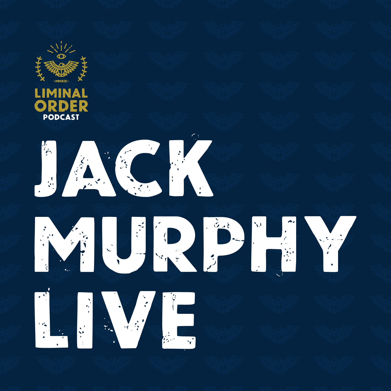 Jack Murphy Live show art