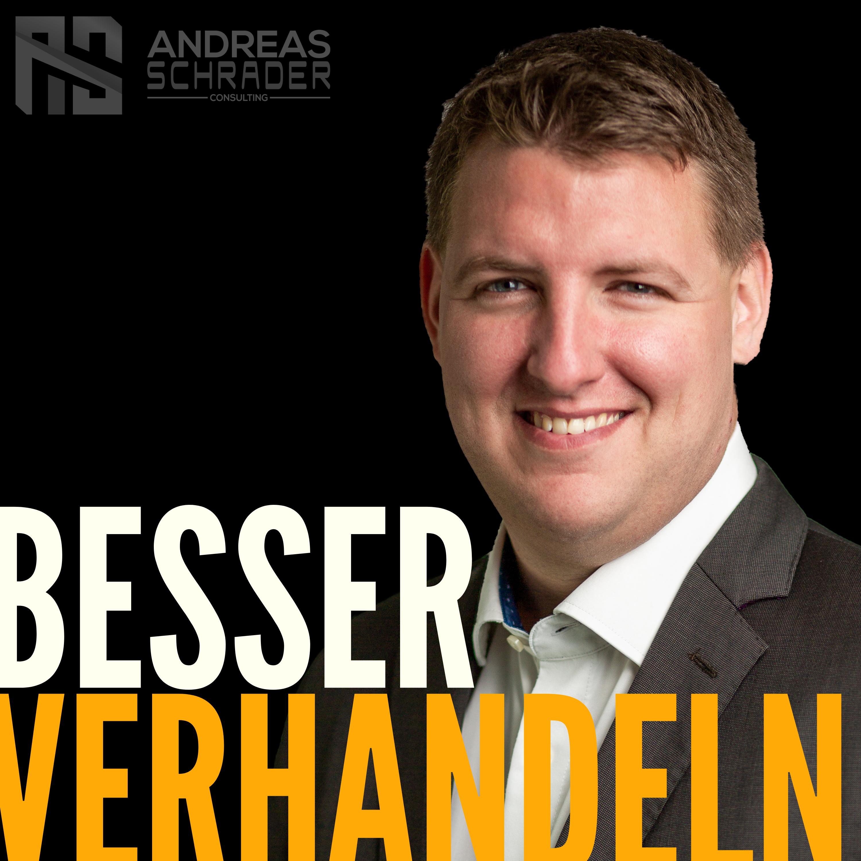 Besser verhandeln - der PRM-Podcast mit Andreas Schrader show art