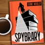 Artwork for Talking spy fiction with Author Jeffrey Westhoff