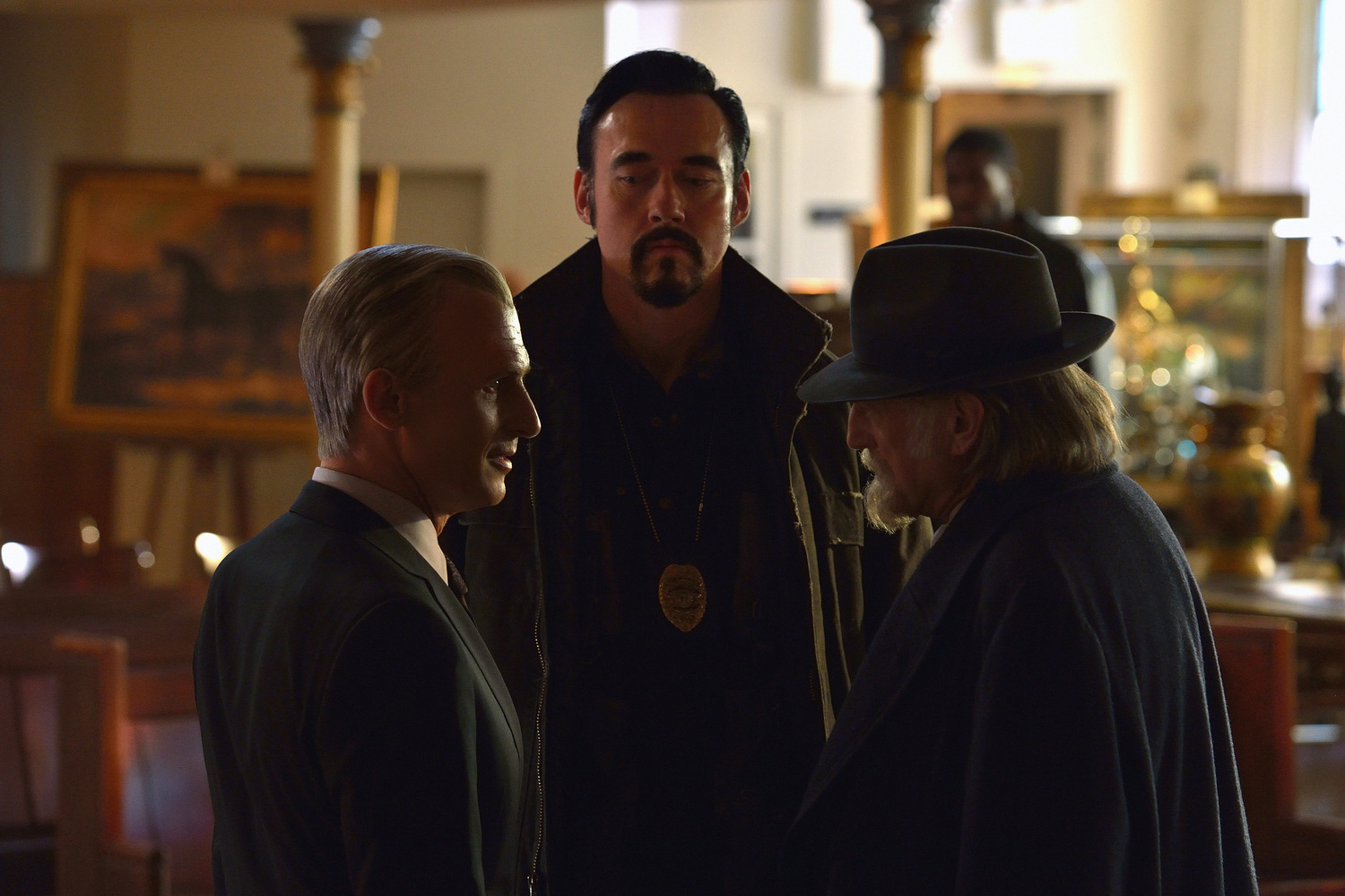 Episode 286: The Strain - S2E13 - Night Train