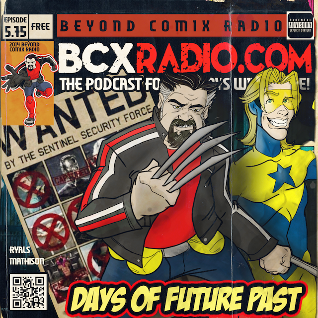 BCXradio 5.75 - Days of Future Past