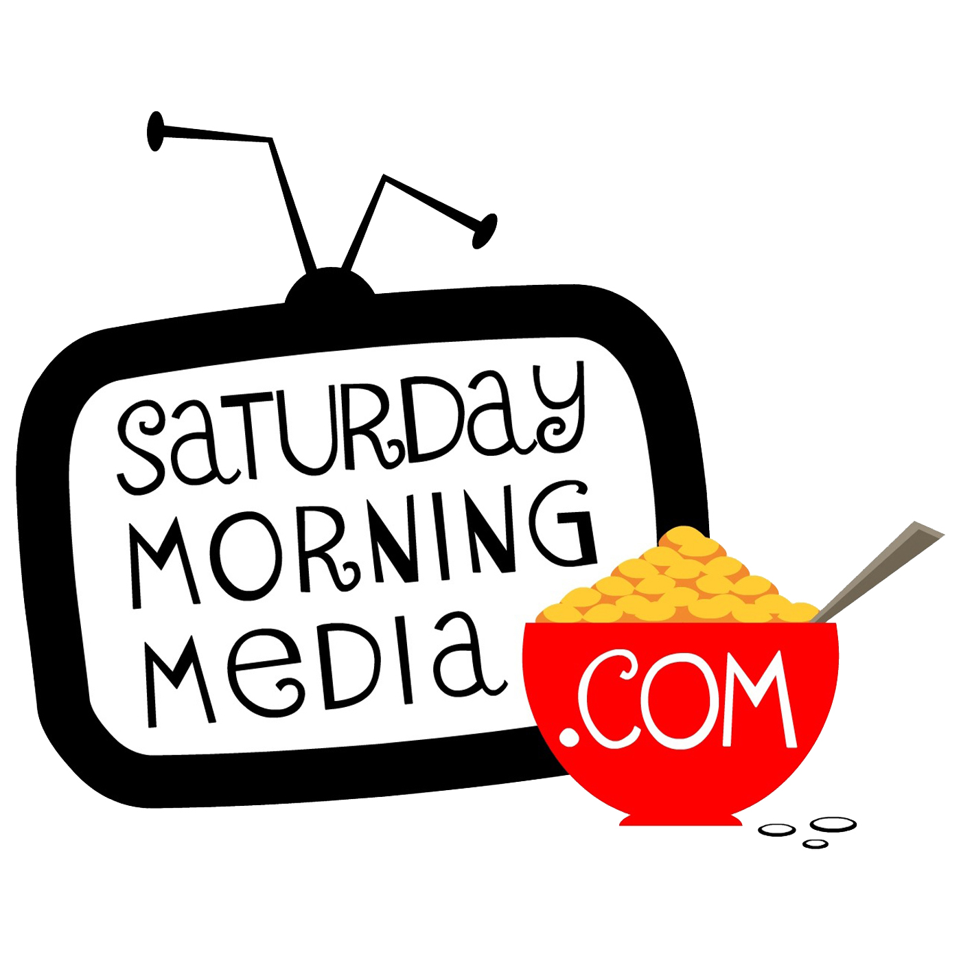 Saturday Morning Media Mega Feed show art