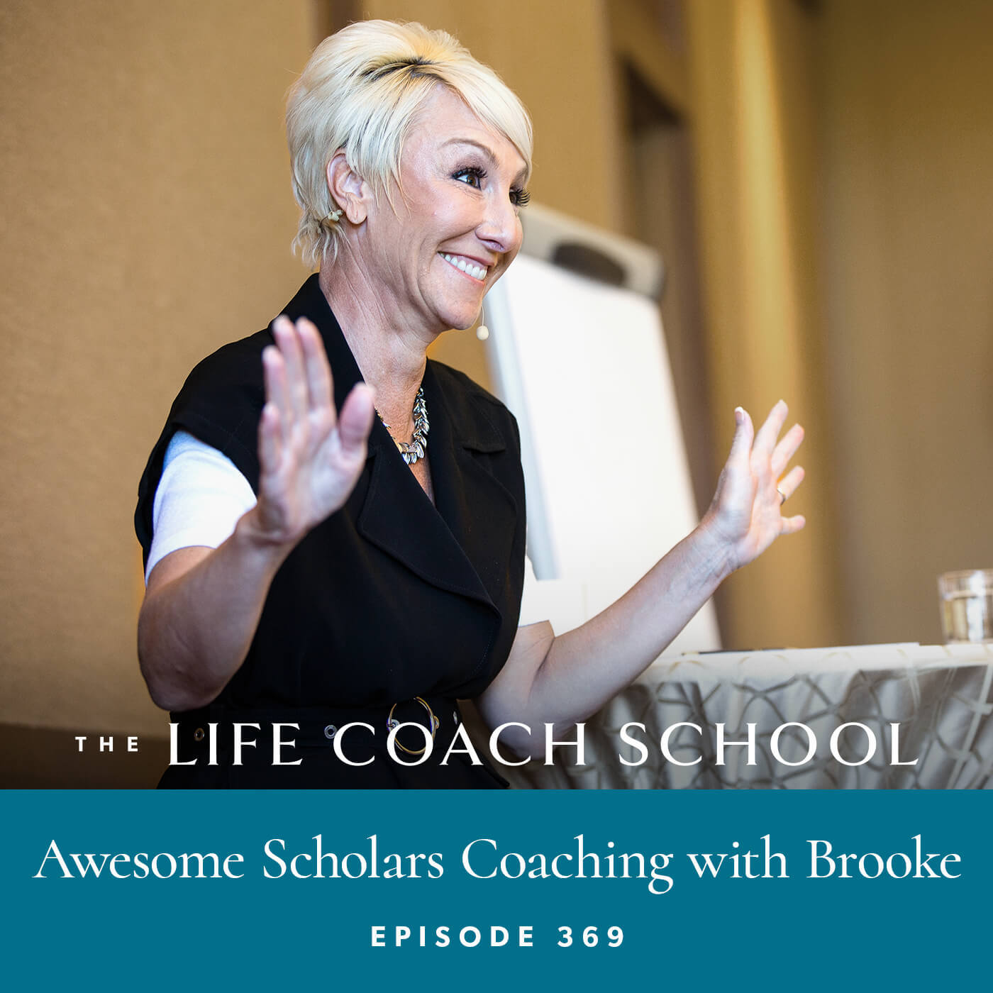 Ep #369: Awesome Scholars Coaching with Brooke