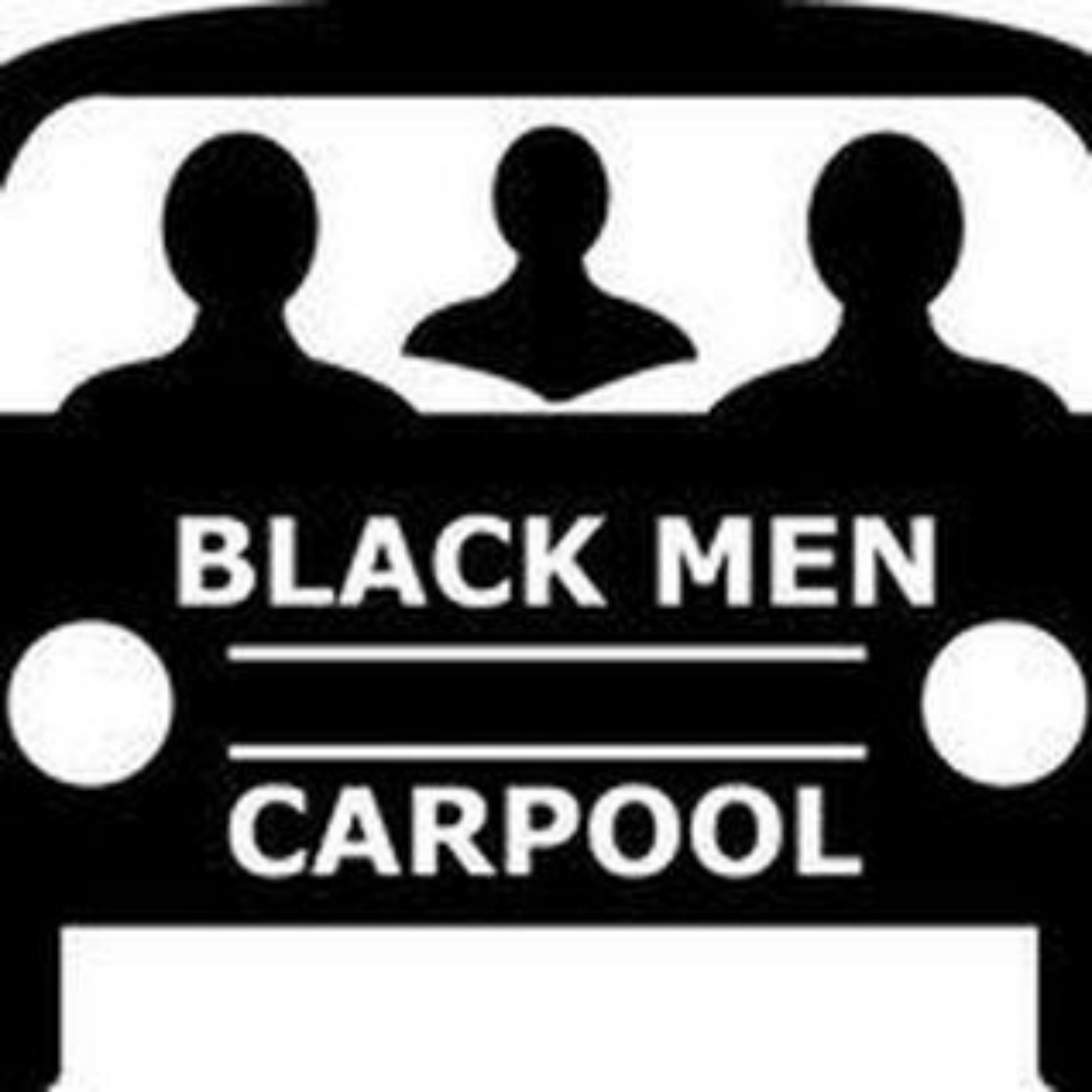 Artwork for BlackMenCarpool #57   A Few Random Topics