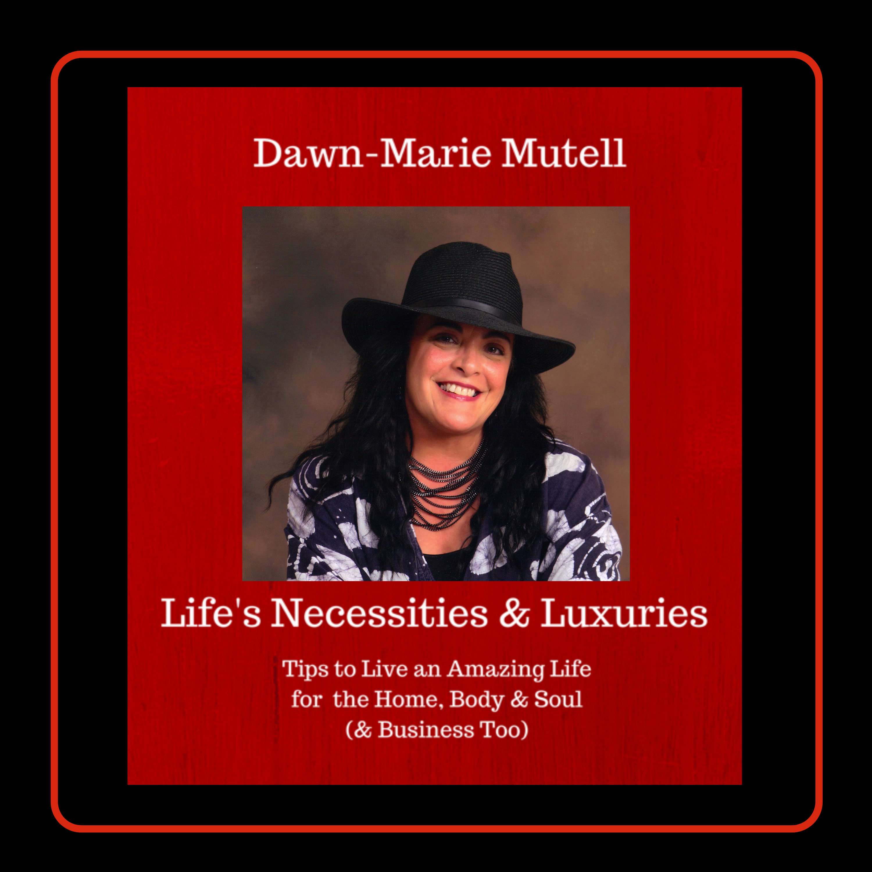 Life's Necessities & Luxuries Podcast show art