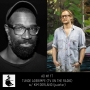 """Artwork for #117: Tunde Adebimpe (TV On The Radio) X Kim Dorland - """"Lost In The Woods"""""""