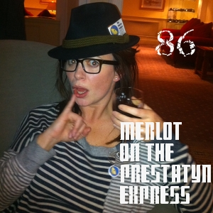 Pharos Project 86: Merlot on the Prestatyn Express