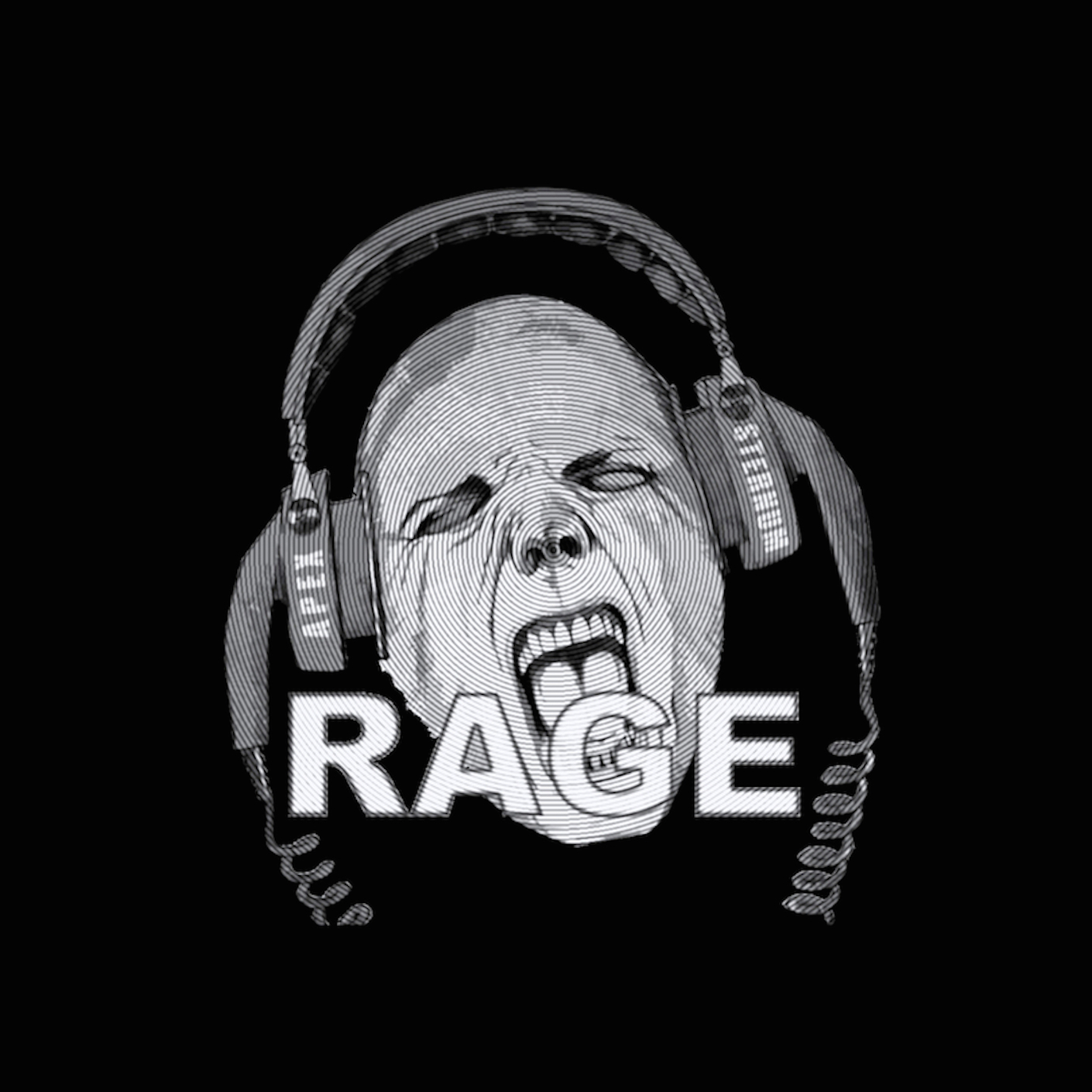 RAGE Session: DNR show art