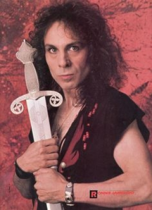 #53: Dio - Holy Diver (& 80s Halloween Songs 2 & Sandii)