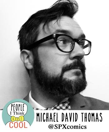 Ep. 23 Michael David Thomas