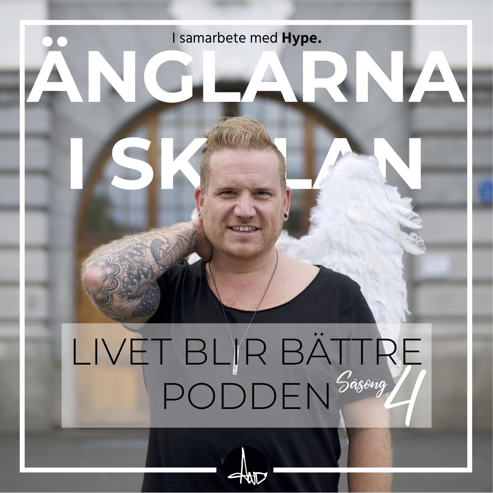 Livet Blir Bättre Podden show art