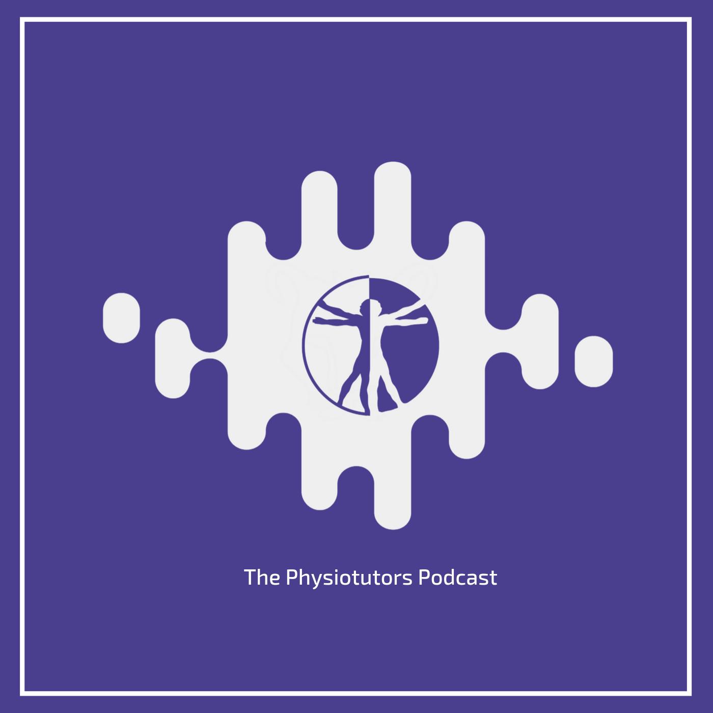 Physiotutors Podcast show art