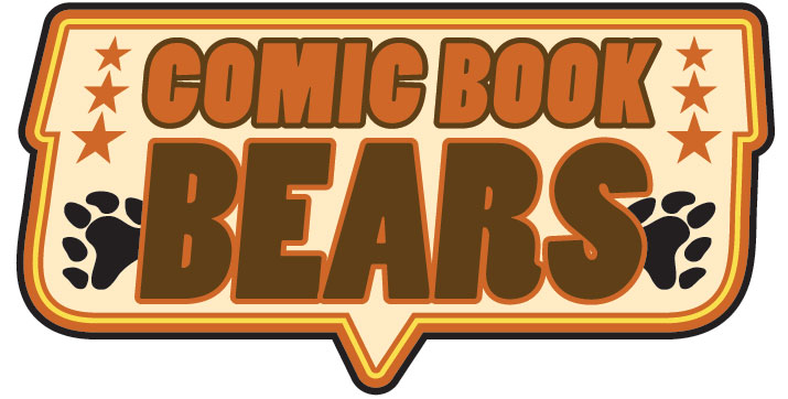 Comic Book Bears Podcast Issue #10 - Who the hell is Tallulah Black?