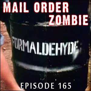 Mail Order Zombie: Episode 165 - Super Zombies: Long Live the Dead II & Garden of the Dead, plus CONTESTS!