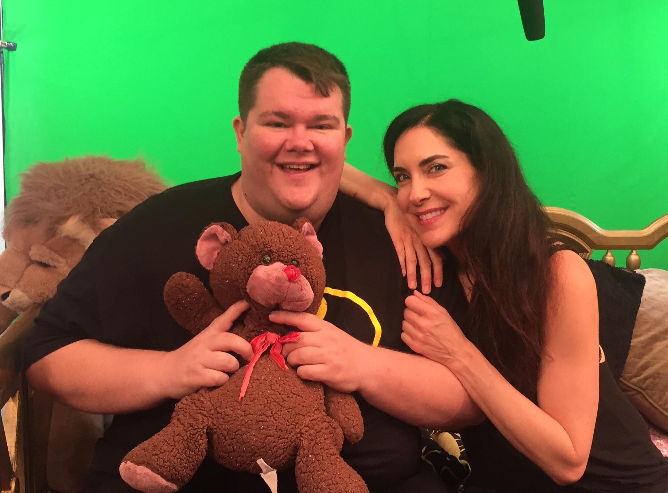 Chris Cope and the Rape Bear