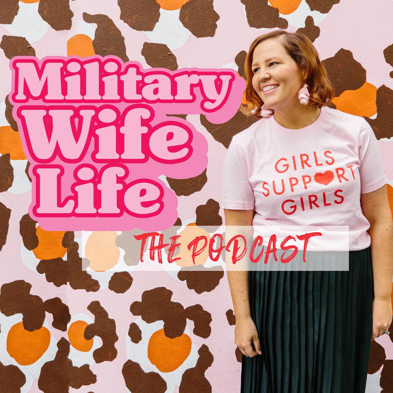 Military Wife Life show art