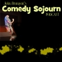 Artwork for Comedy Sojourn - Puking and Relationships.  No Canadian guns.