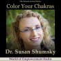 Artwork for 182: Color Your Chakras with Dr. Susan Shumsky