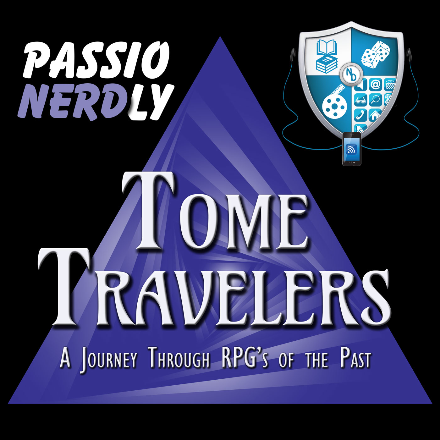 Tome Travelers show art
