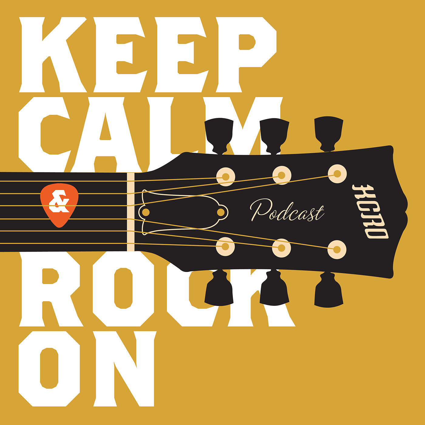 The Keep Calm and Rock On Experience logo