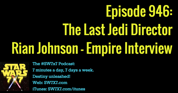 946: Rian Johnson Interview With Empire Magazine