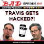 Artwork for Travis Gets Hacked!