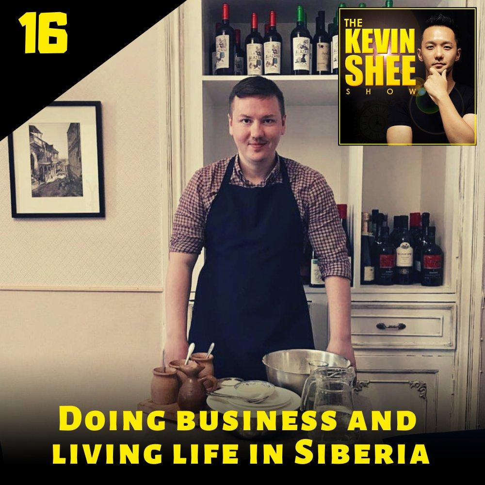 16. Doing Business and Living Life in Siberia