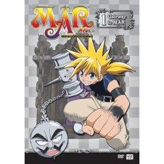Episode 3 --  Mar Volume 1 dvd -- Gateway to Mar