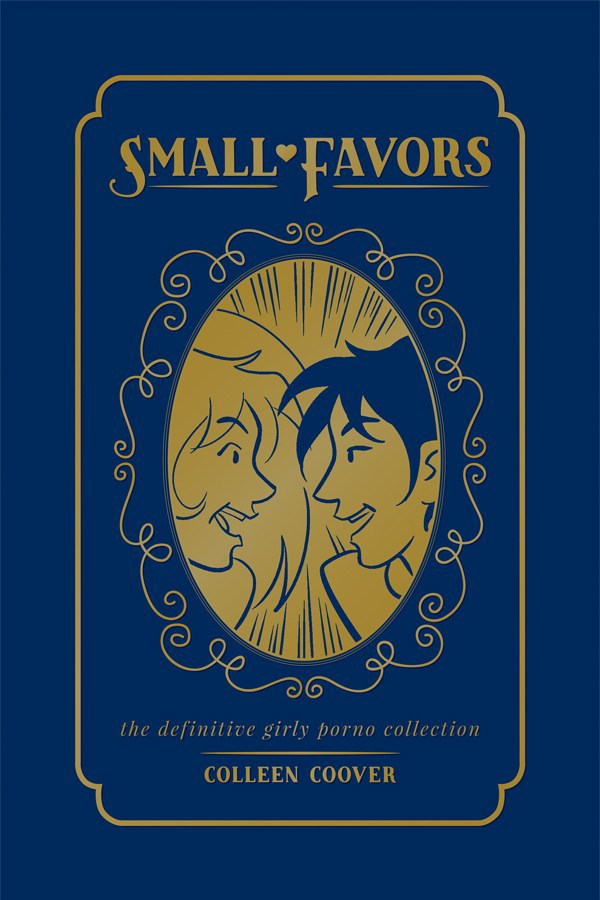 Small Favors deluxe hardback cover