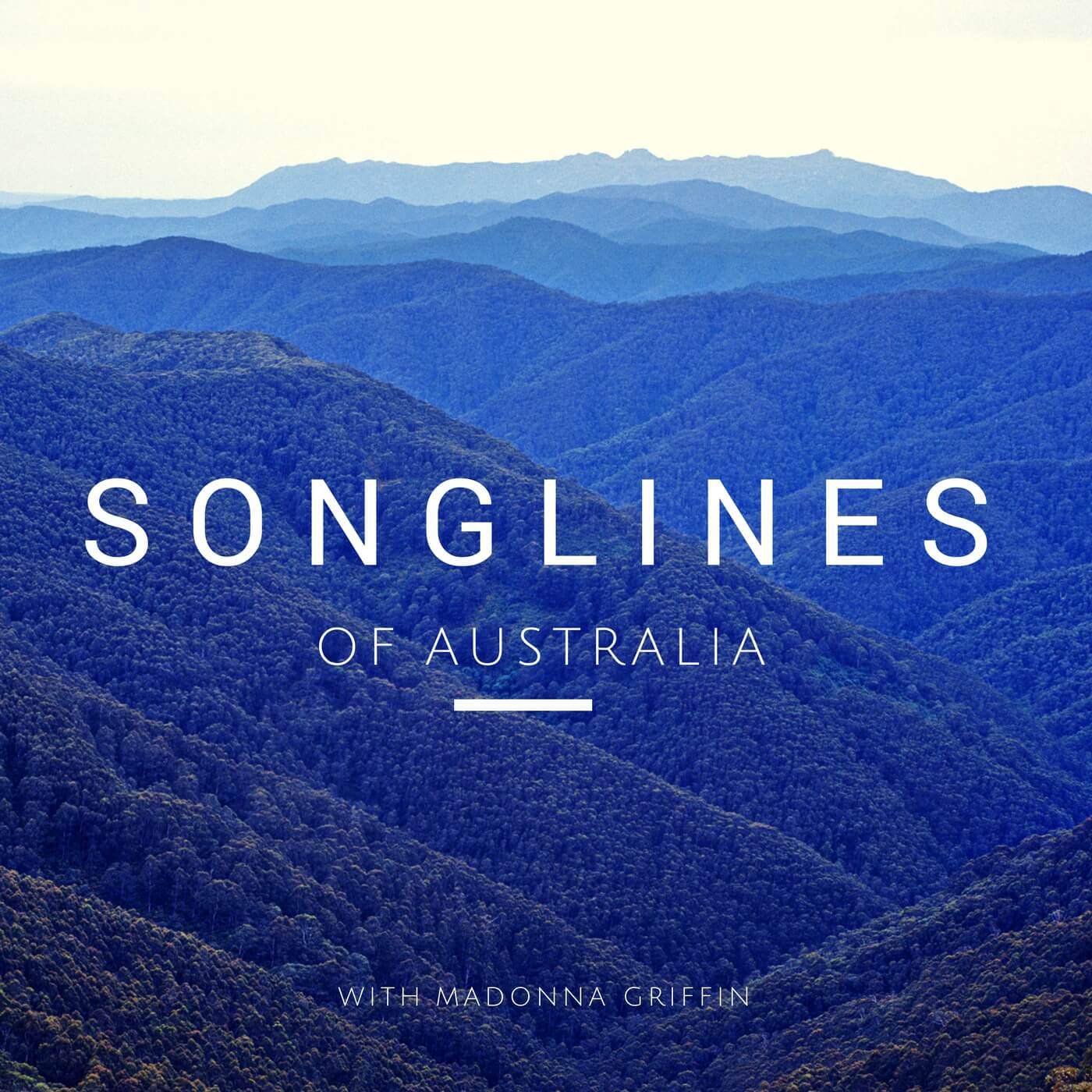 Songlines of Australia show art
