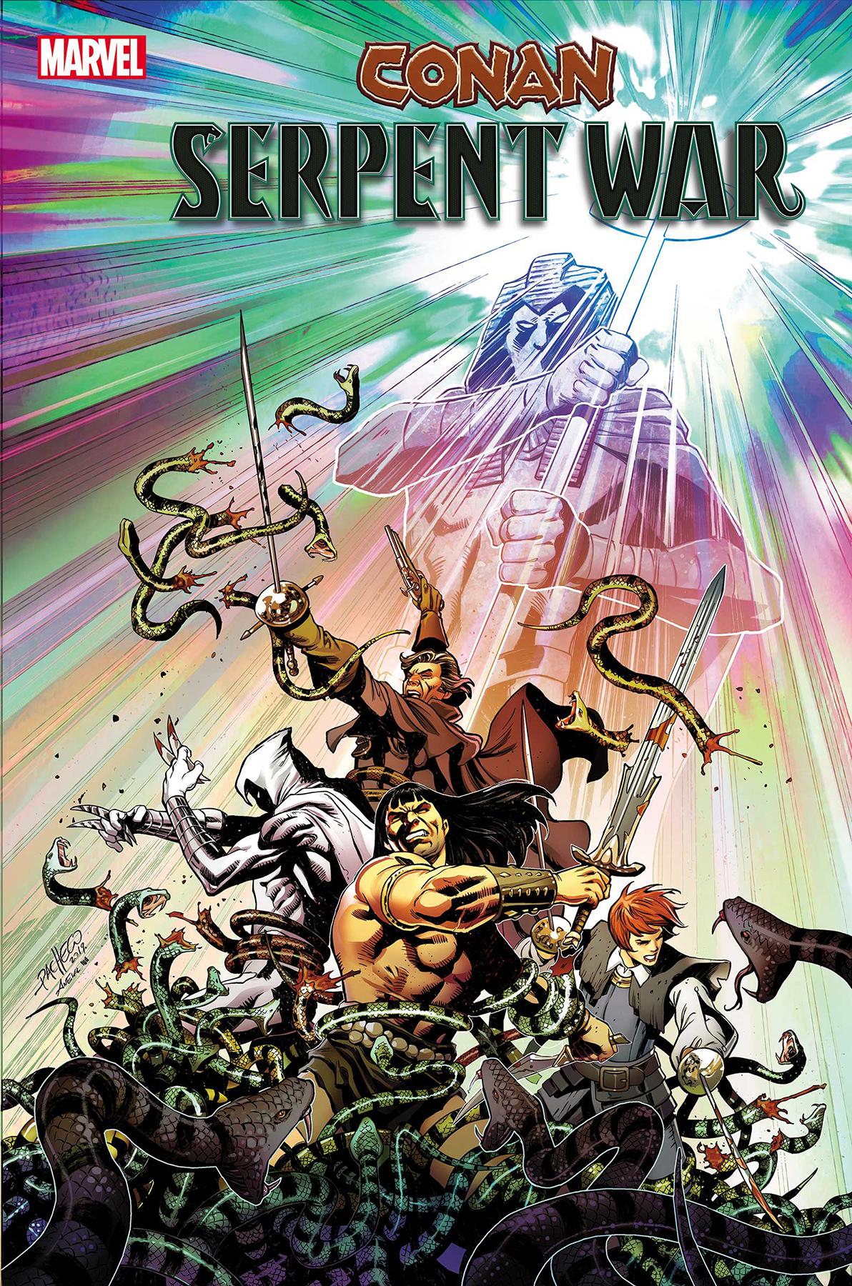 Image result for conan serpent war 3