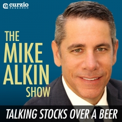 The Mike Alkin Show: Talking Stocks Over a Beer