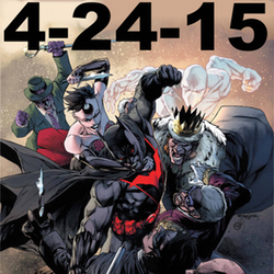 World's Finest 4-24-15 DC Comics Review
