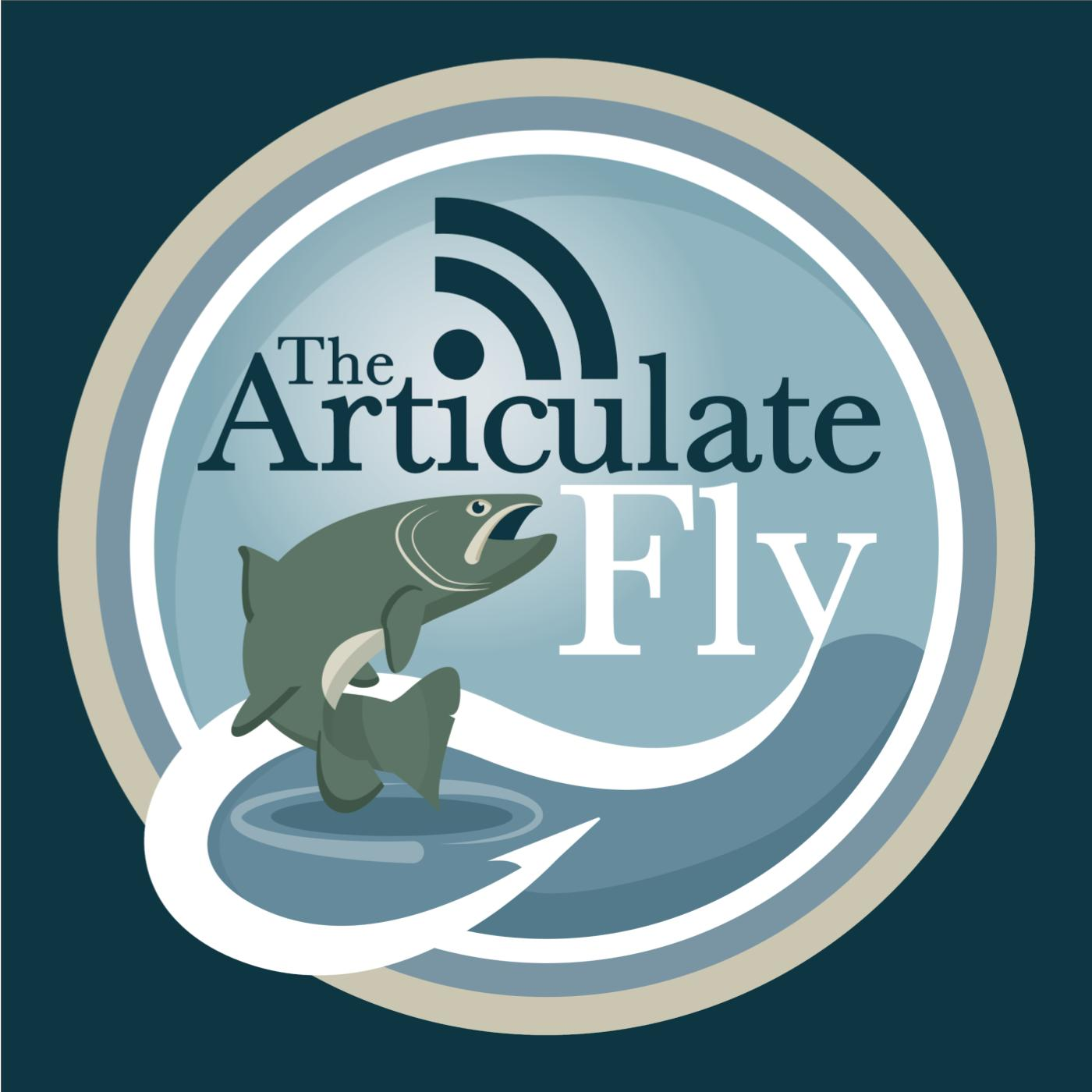 The Articulate Fly show art