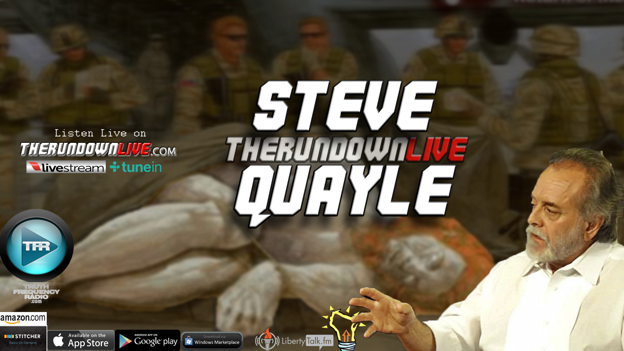 The Rundown Live #475 Steve Quayle (Ancient History, Giants, DNA)