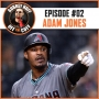 Artwork for Off the Cuff with Aubrey Huff #2: Adam Jones - Old and New School Baseball