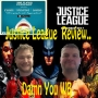 "Artwork for Justice League... ""Damn You Warner Brothers"""