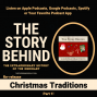 Artwork for Re-Release of The Story Behind Christmas Traditions (Part 1)