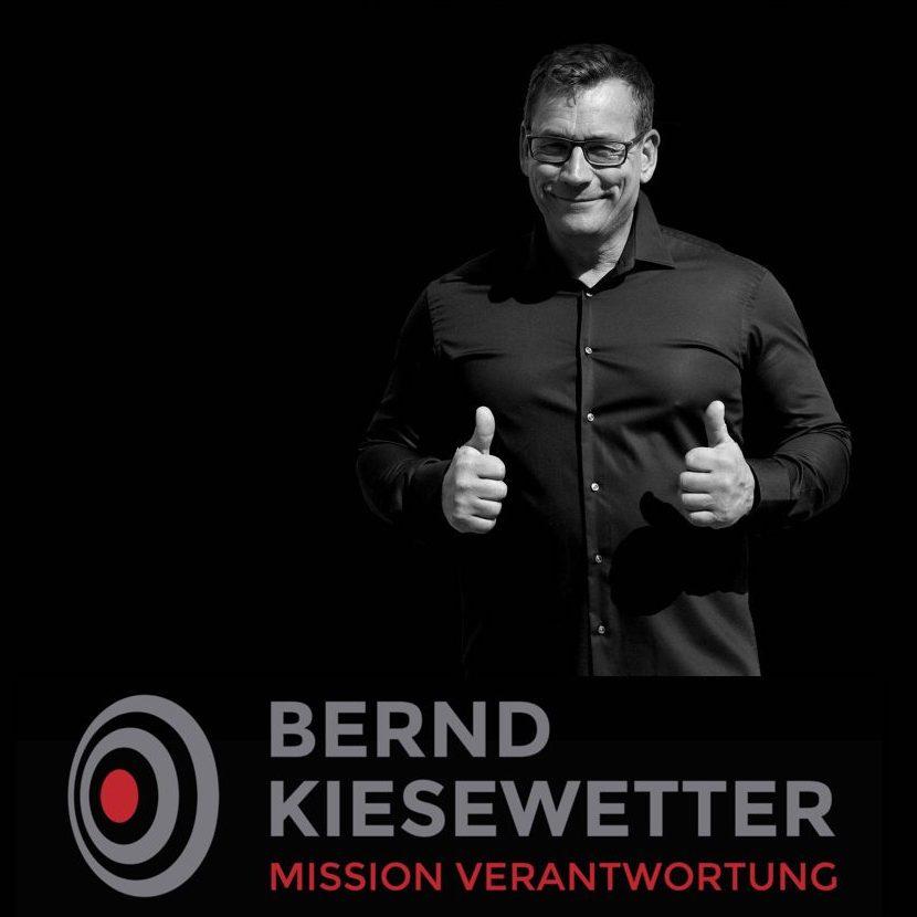 Bernd Kiesewetter - Mission Verantwortung
