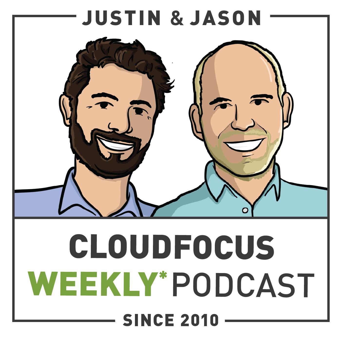 CloudFocus Weekly show art