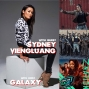 Artwork for Sydney Viengluang - The Smart and Lovely Star of SYFY's Z Nation chats with your Favorite Host 'Galaxy' about the road that lead her to acting, Being a Zombie Kicking Doctor on TV, Inspiring the World and more