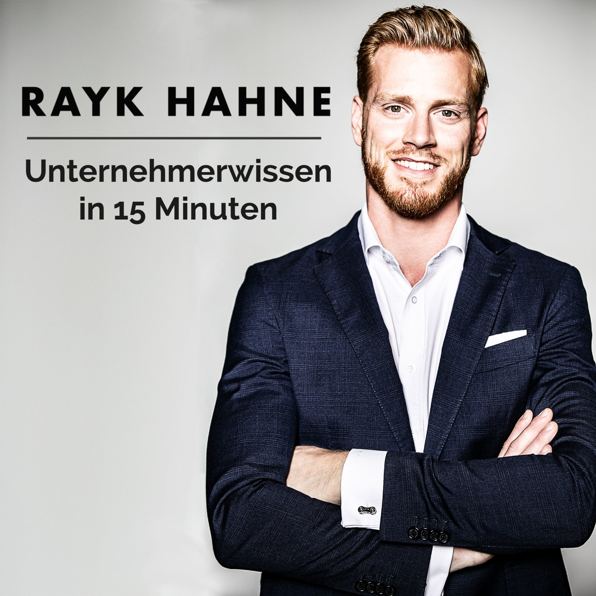Unternehmerwissen in 15 Minuten - Mit Rayk Hahne show art