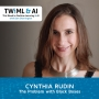 Artwork for The Problem with Black Boxes with Cynthia Rudin - TWIML Talk #290