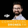Artwork for #061 - An Exclusive Conversation With DJI On Drone Data Security