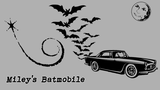FistShark Marketing 23: Miley's Batmobile