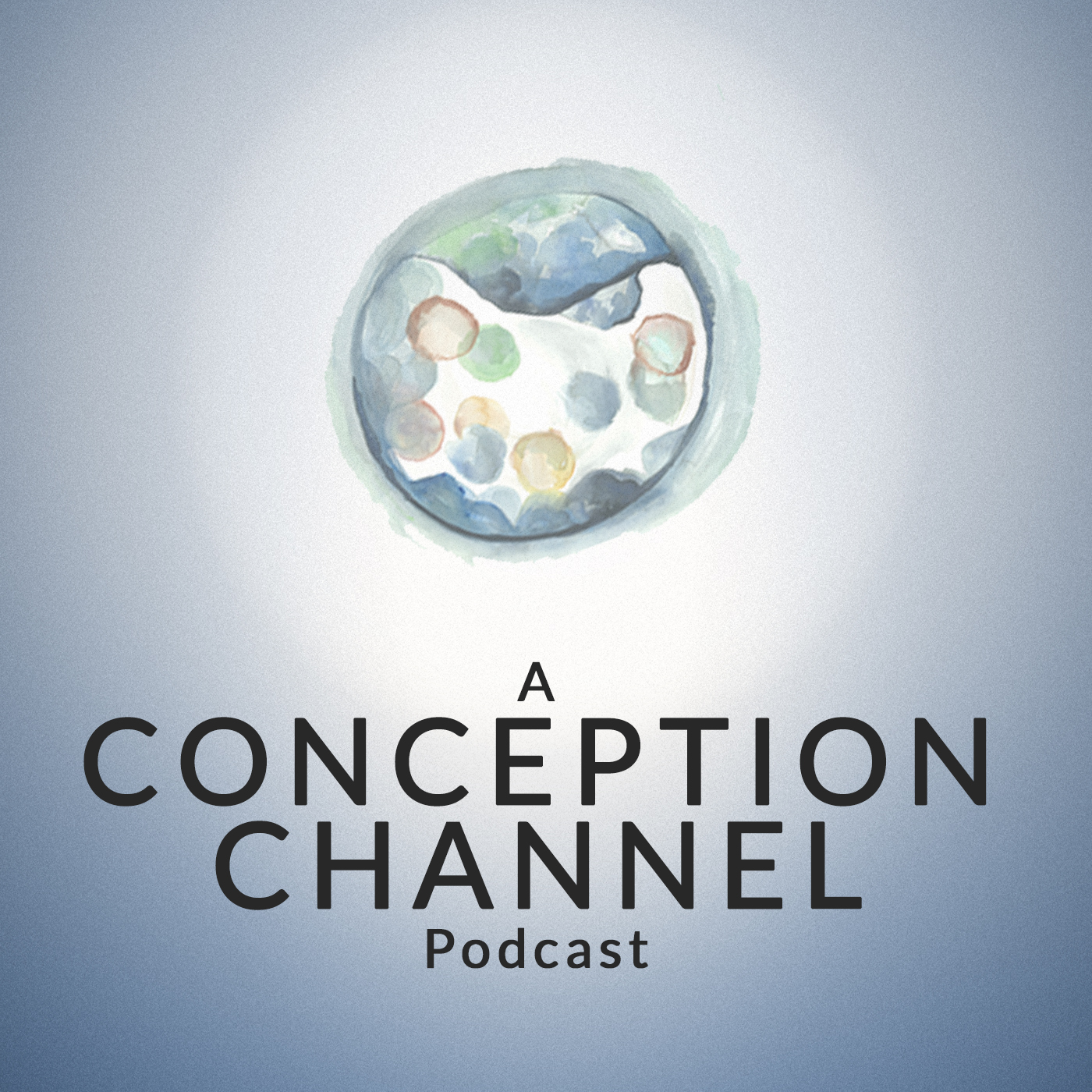 The Conception Channel Podcast show art