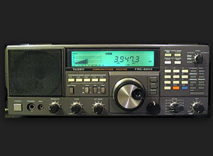 MN.11.04.1985 Micromuf and Yaesu FRG-8800