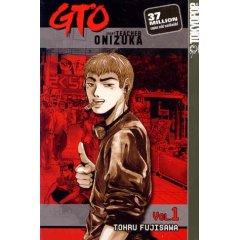 Episode 88: GTO volume 1 by Tohru Fujisawa