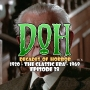 Artwork for Die, Monster, Die! (1965) - Episode 38 - Decades of Horror: The Classic Era